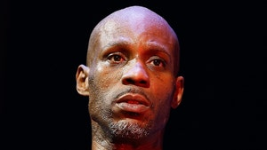 DMX's Prognosis 'Not Looking Good,' Little Brain Activity After OD