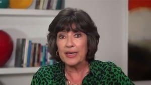 CNN Anchor Christiane Amanpour Battling Ovarian Cancer