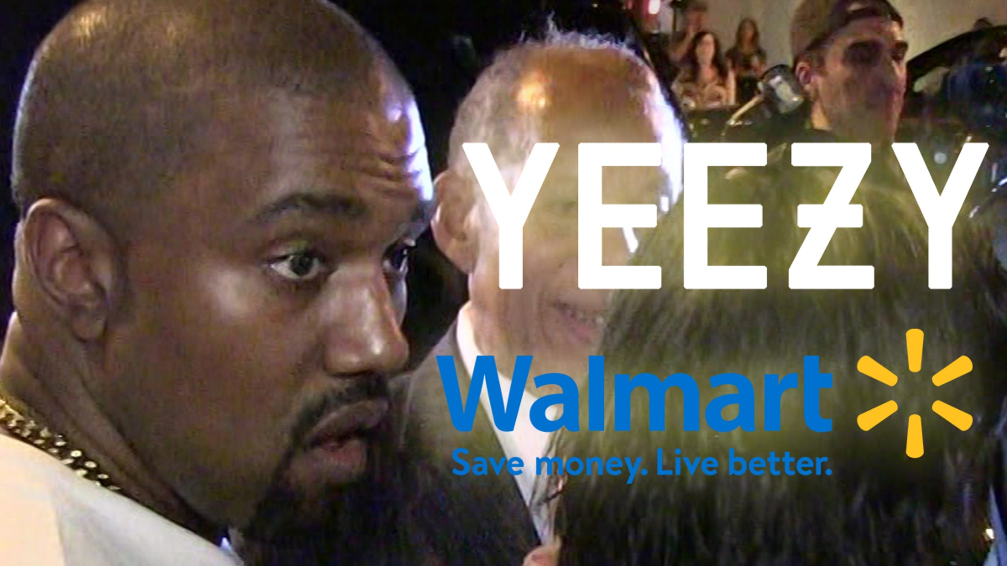 Kanye West & Yeezy Sue Walmart for Foam Runner Shoe Rip-Off - TMZ