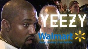 Kanye West & Yeezy Sue Walmart for Foam Runner Shoe Rip-Off