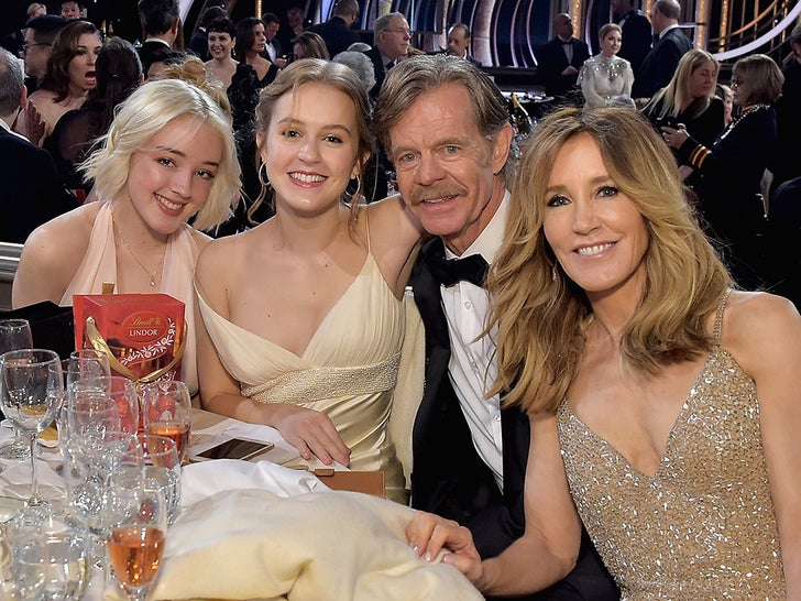 Felicity Huffman Family Photos