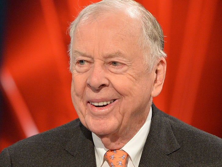 Remembering T. Boone Pickens
