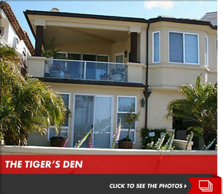 Tiger Woods' Cool Condo