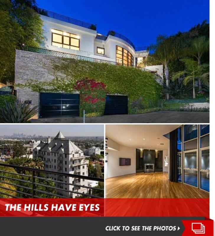 Dr. Phil's L.A. Mansion