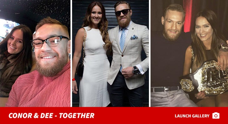 Conor and Dee Together