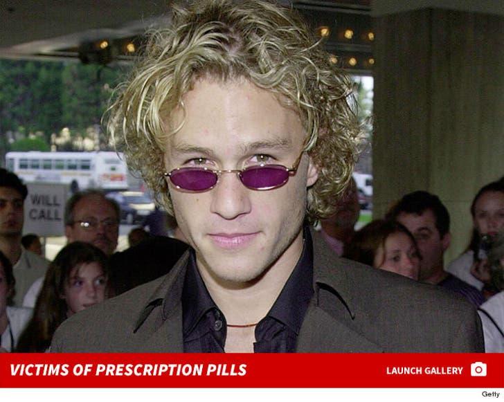 Victims of Prescription Pills