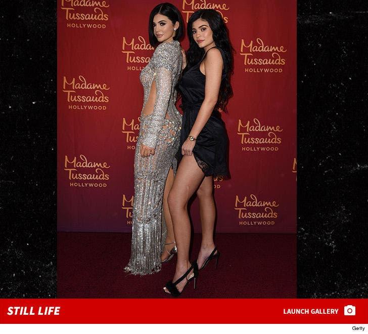 Kylie Jenner's Wax Figure