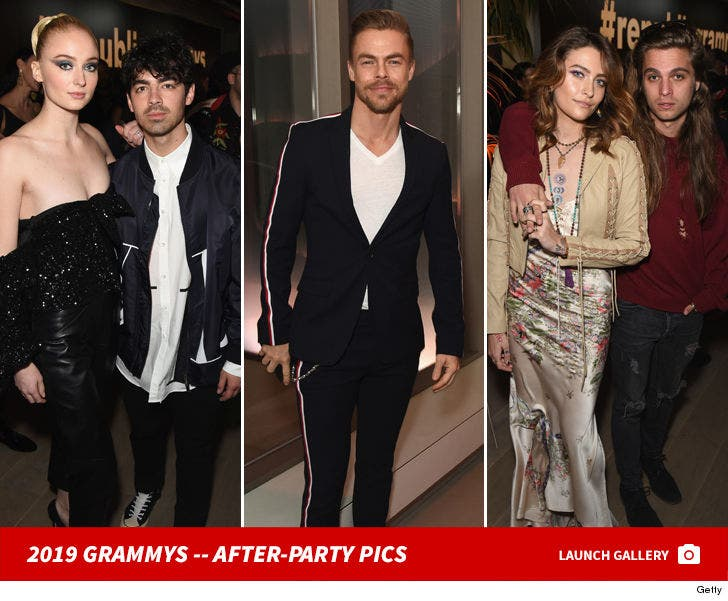 2019 Grammy Awards -- After-Party Pics
