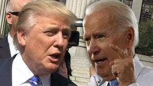 President Trump, Joe Biden's Negative Tests Trigger Plexiglass Barriers' Removal
