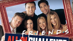 'Friends' Cast Announces All In Challenge, Win & Watch Reunion Taping