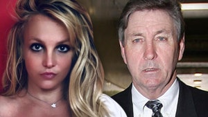 Britney Spears Says Her Dad, Jamie, is Trying to Extort Her Over Conservatorship