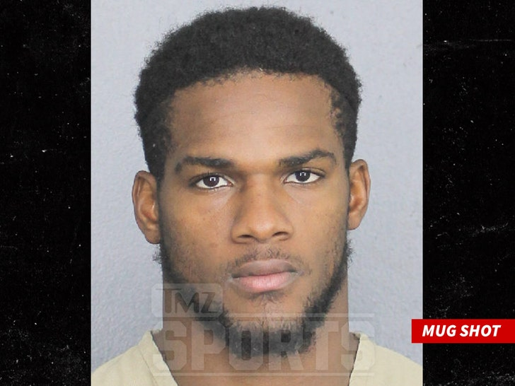 Mark Walton released from jail following arrest for aggravated battery