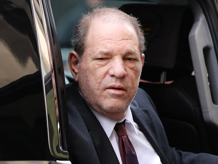 Harvey Weinstein One of Two Confirmed Coronavirus Cases at NY Prison - EpicNews