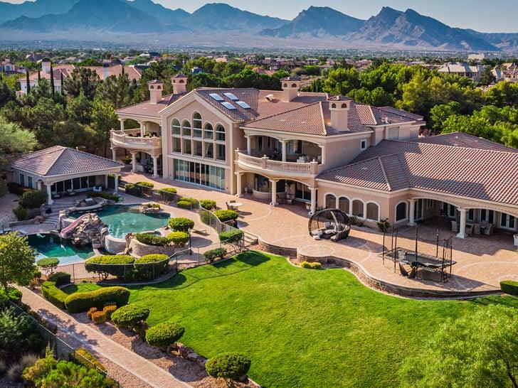 DeMarcus Cousins' Las Vegas Mansion -- Sold!