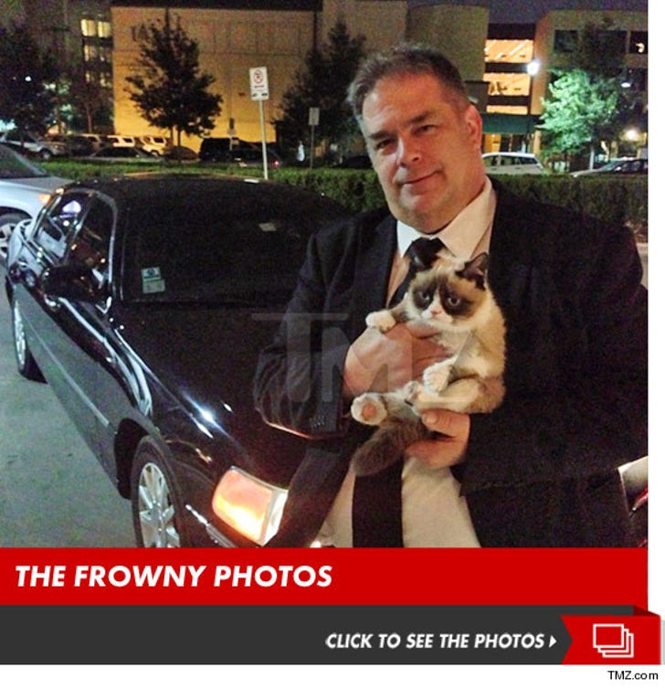 Grumpy Cat at SXSW