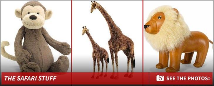 Ciara's Safari Stuff