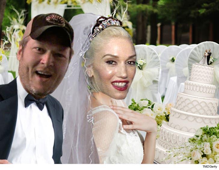 Blake Shelton And Gwen Stefani Wedding Pictures.Blake Shelton And Gwen Stefani Are Gettin Hitched