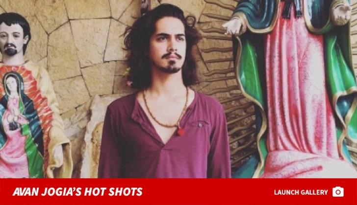 Avan Jogia's Hot Shots