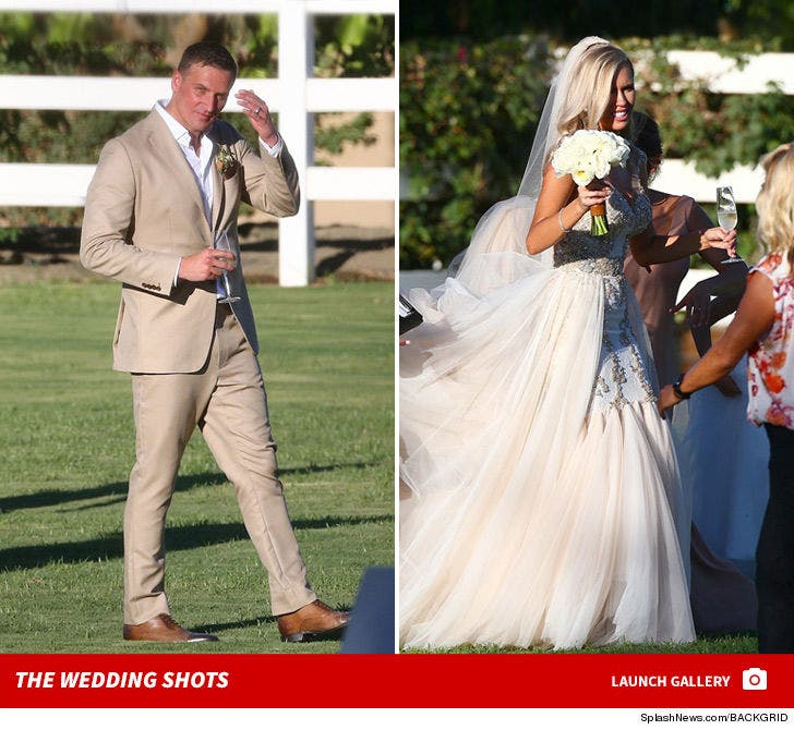 Ryan Lochte and Kayla Rae Reid's Wedding Photos