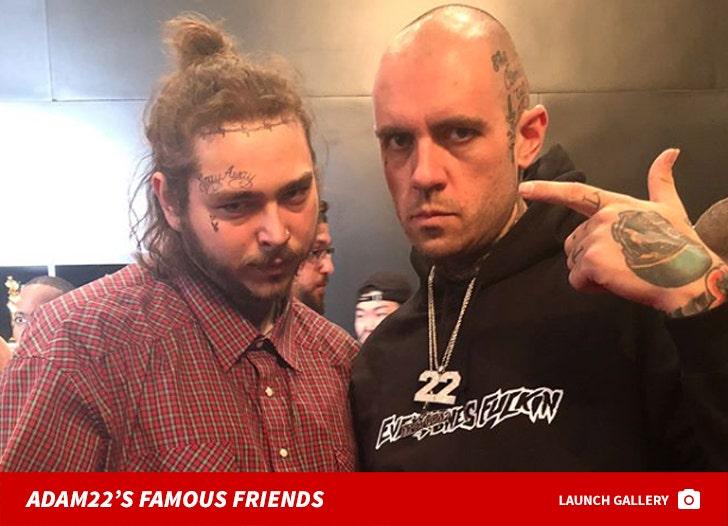 Adam22's Famous Friends