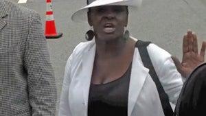 Leolah Brown Booted from Bobbi Kristina's Funeral