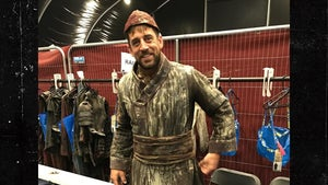 Aaron Rodgers Made 'Game of Thrones' Cameo, You Dead, Bro?
