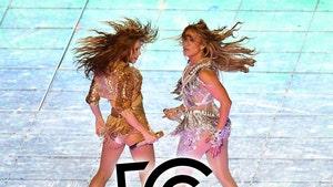 J Lo & Shakira Halftime Show Draws 1,300 Complaints, 'This Is Soft Porn'