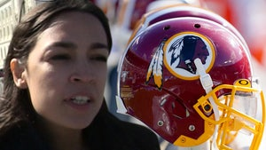 Alexandria Ocasio-Cortez to NFL's Washington Team, 'Change Your Name'