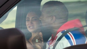 Kim Kardashian Breaks Down Crying During Tense Visit with Kanye West in Wyoming