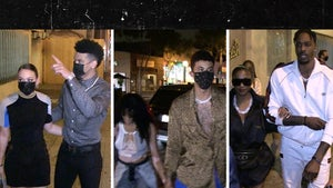 Lakers Stars Party In Hollywood, The Celebration Continues!