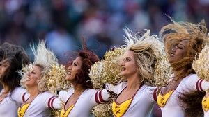 Washington Football Team Replacing Cheerleaders With Coed Dance Team For 2021