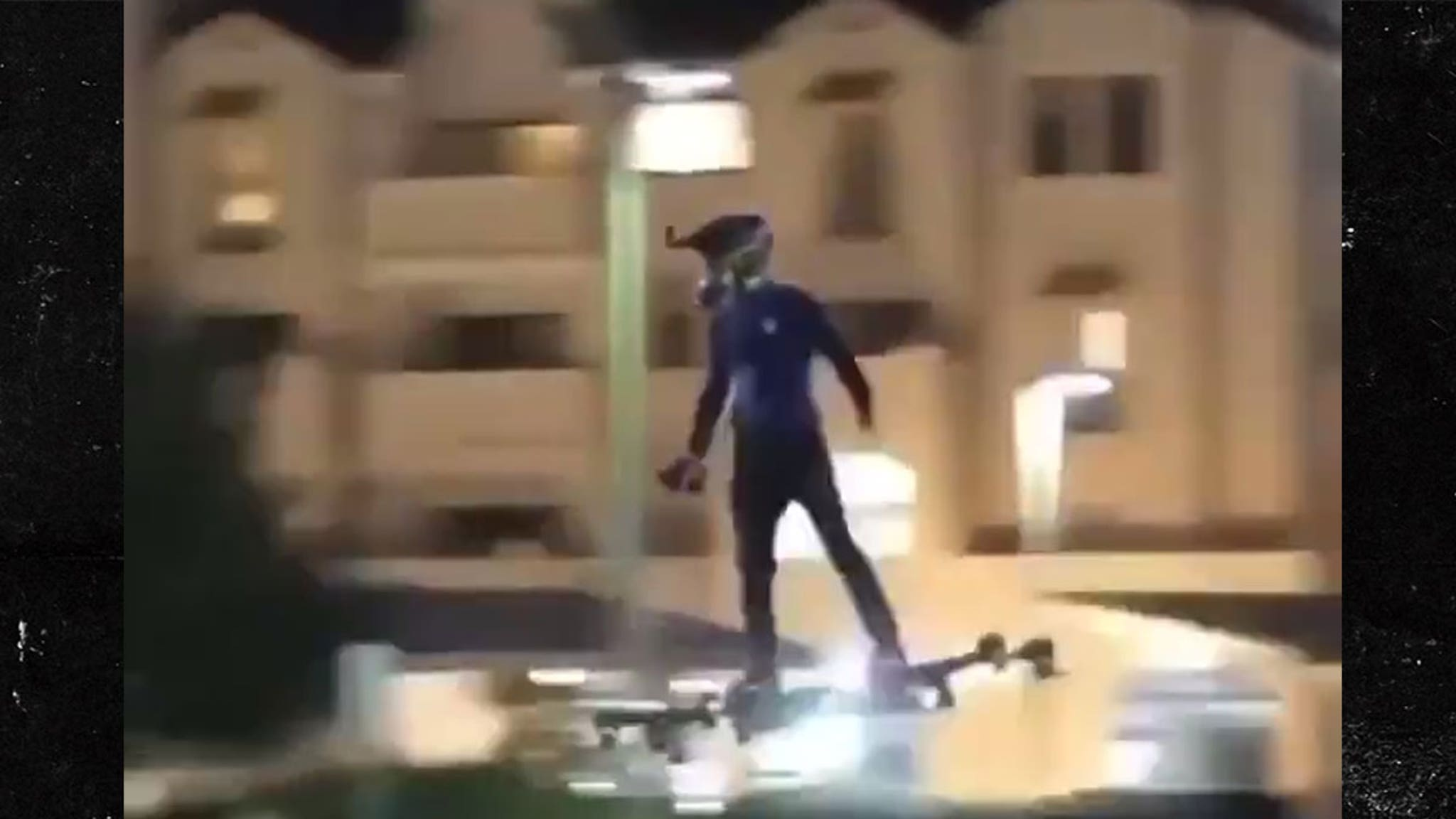Real-Life Hoverboard Seen Zipping Through Streets, Retails for $20k
