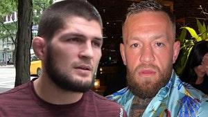 Khabib Says Conor McGregor Is Evil For Tweeting About Father's Death