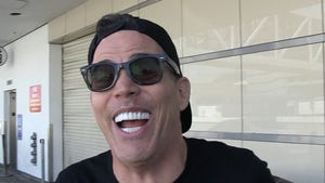Steve-O Says Delayed 'Jackass' Release Not Bam Margera Related