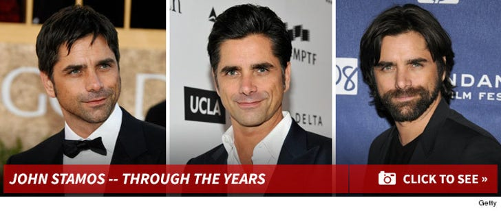 John Stamos -- Through the Years