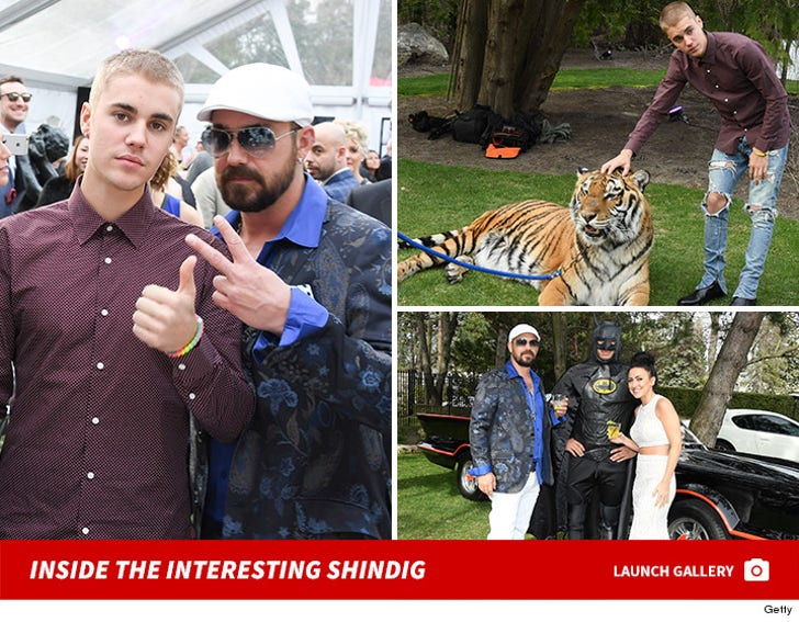 Jeremy Bieber's Engagement Party - Inside The Interesting Shindig