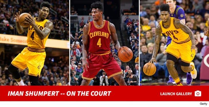 Iman Shumpert -- On the Court