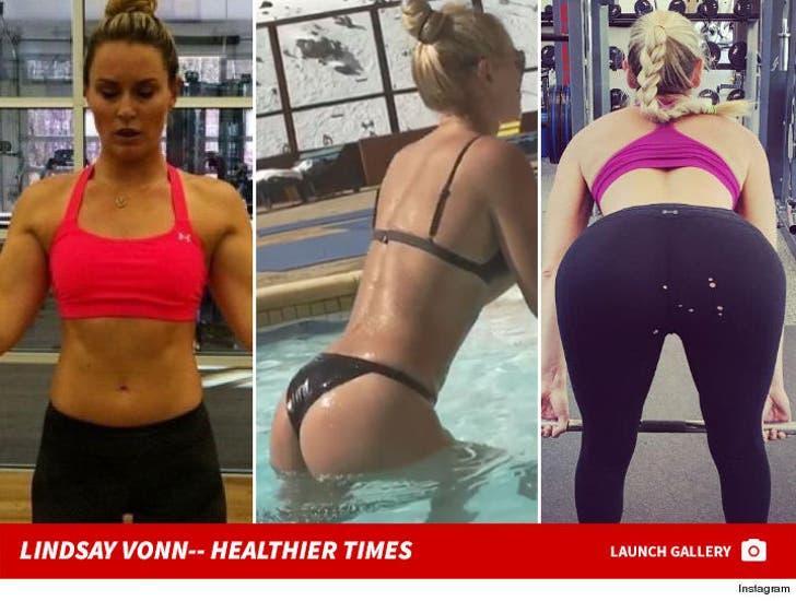 Lindsey Vonn's Hot Shots