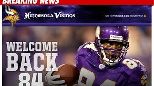 low priced 818b6 65ab6 Randy Moss -- 'Arrested' Welcome to Tennessee Titans