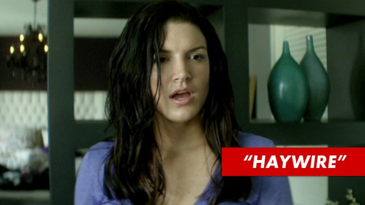 Movie Review - Haywire