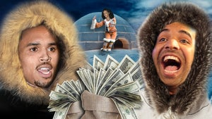 Chris Brown, Drake -- Screw Rihanna and Friendship ... Let's Make Money!!!