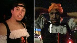 S.F. Giants Rookies -- Cross-Dressing Hazing ... Hit the Club Dressed as Girls (VIDEO)