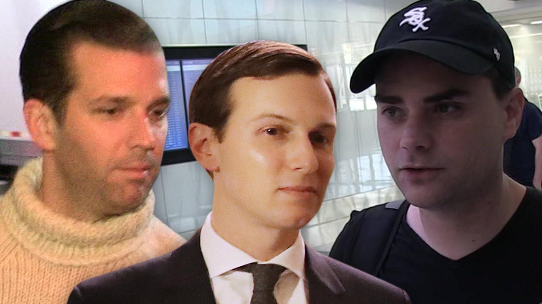 Donald Trump Jr., Jared Kushner Also Targeted By Ben