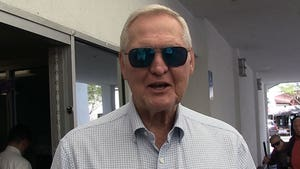 Clippers' Jerry West Says He Didn't Close Kawhi Deal, 'I Get Too Much Credit'