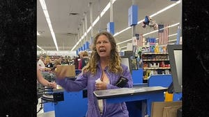 Walmart Shopper Coughs & Spits on Employees Over Billing Dispute