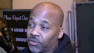 Damon Dash Ordered to Cough Up $300k in Lawsuit Over Mafia Film