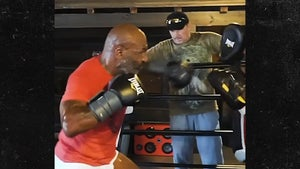 Mike Tyson Drops Scary New Boxing Training Video, Bob & Weave & Destroy!