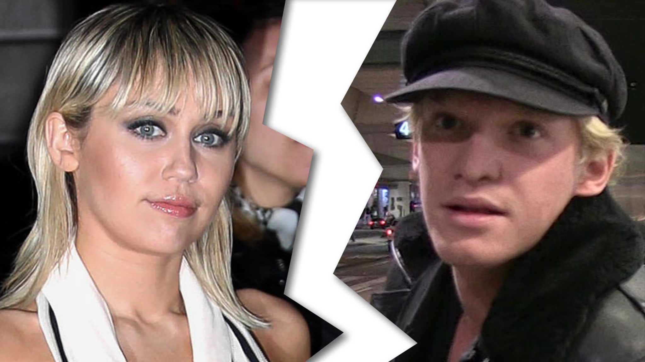 Miley Cyrus And Cody Simpson Split Call Relationship Quits Jimmy Star S World