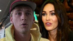 Megan Fox & MGK Film Shuts Down Over COVID Cases, Moving to California