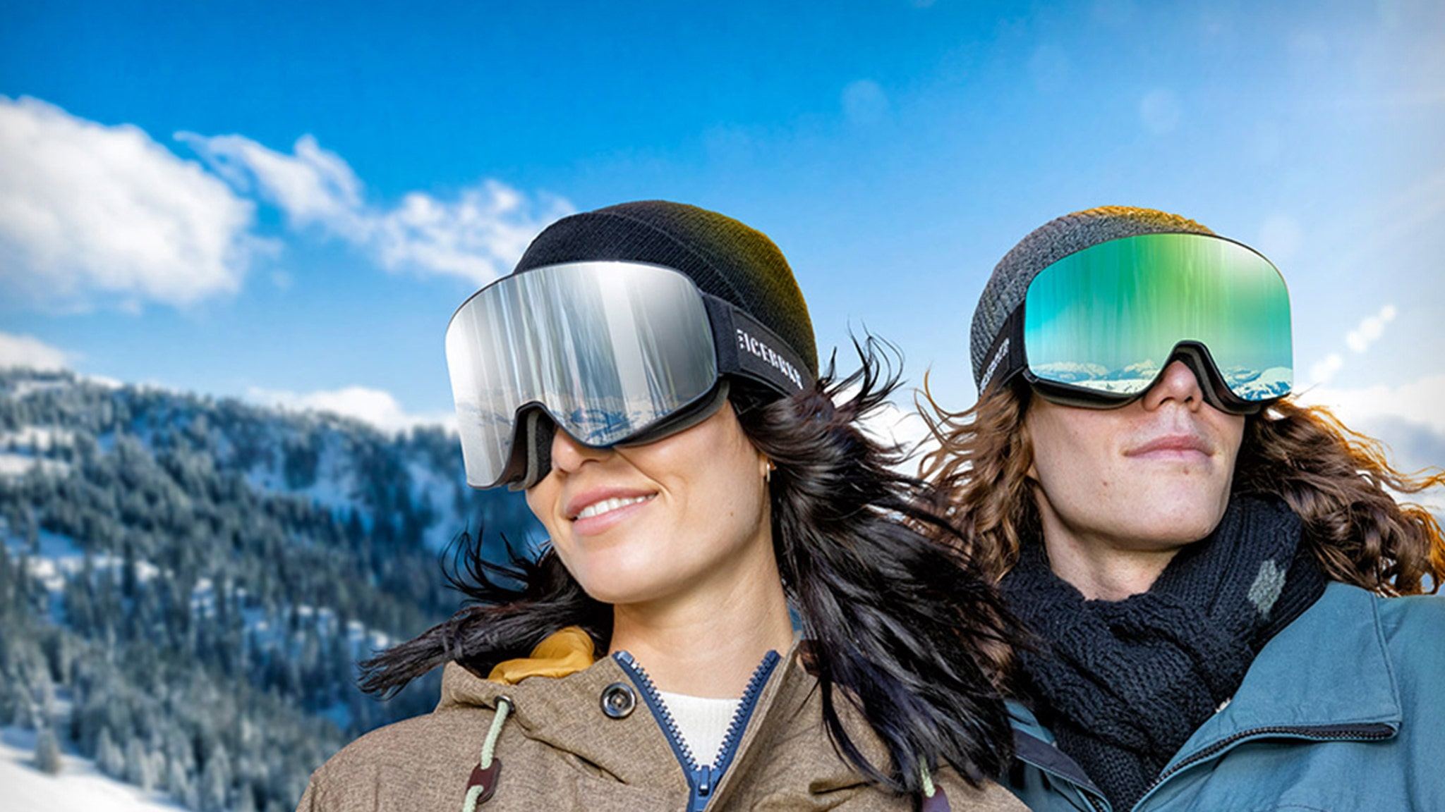 Hittin' the Slopes Snow Goggles to Jam & Shred with ... These Can Do It All!!!